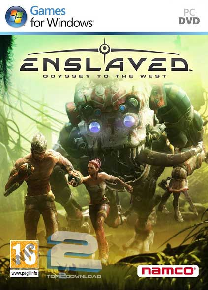 Enslaved Odyssey to the West Premium Edition | تاپ 2 دانلود