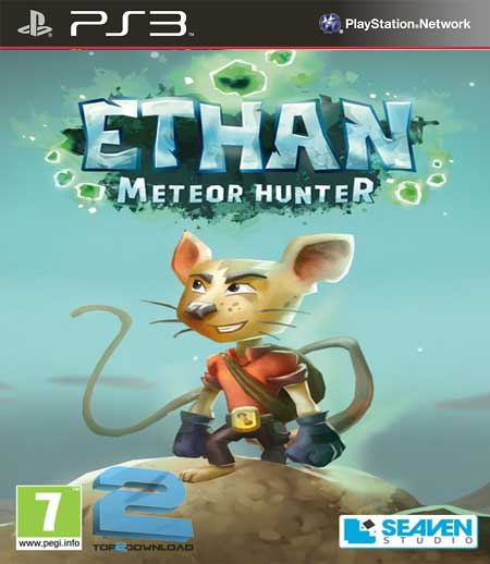 Ethan Meteor Hunter | تاپ 2 دانلود