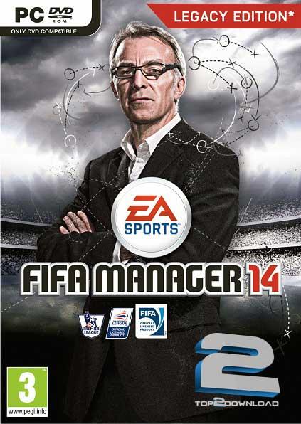 FIFA Manager 14 Legacy Edition | تاپ 2 دانلود