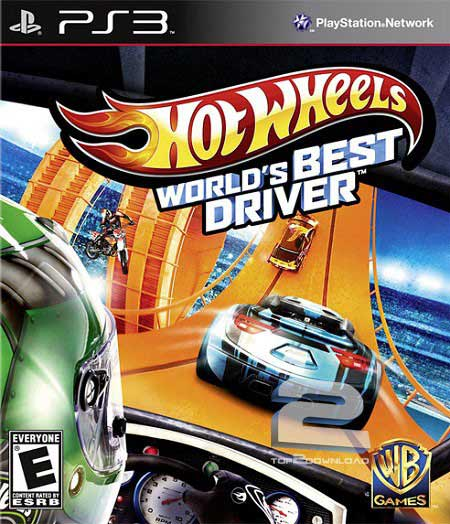 Hot Wheels Worlds Best Driver | تاپ 2 دانلود