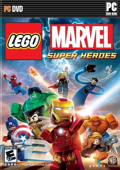 LEGO Marvel Super Heroes | تاپ 2 دانلود