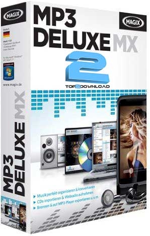 MAGIX MP3 deluxe MX 18.03 Build 115 | تاپ 2 دانلود