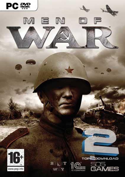 Men of War   تاپ 2 دانلود