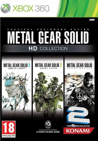 Metal Gear Solid HD Collection | تاپ 2 دانلود