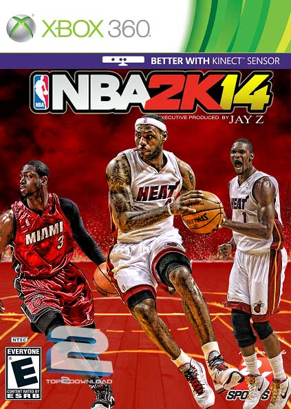 NBA 2k14 | تاپ 2 دانلود