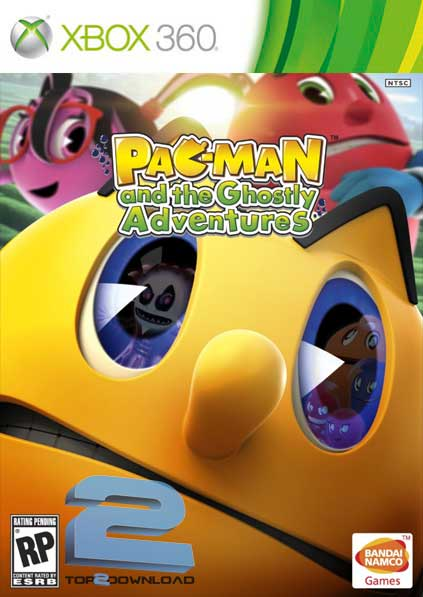 Pac-Man And The Ghostly Adventures | تاپ 2 دانلود