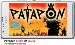 Patapon Siege Of WOW v3.0 | تاپ 2 دانلود