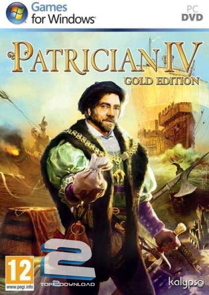 Patrician IV Gold Edition | تاپ 2 دانلود
