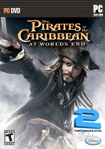 Pirates of the Caribbean At Worlds End | تاپ 2 دانلود