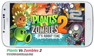 Plants Vs Zombies 2 v1.4.244592 | تاپ 2 دانلود