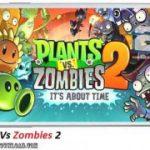 دانلود بازی Plants Vs Zombies 2 v1.4.244592 برای اندروید