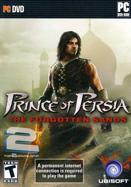Prince Of Persia The Forgotten Sands | تاپ 2 دانلود