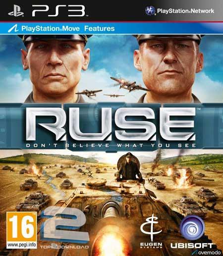 R.U.S.E | تاپ 2 دانلود