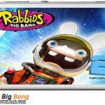 دانلود بازی Rabbids Big Bang v1.0.4 برای اندروید