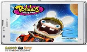 Rabbids Big Bang v1.0.4 | تاپ 2 دانلود