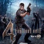 دانلود بازی Resident Evil 4 HD برای XBOX360