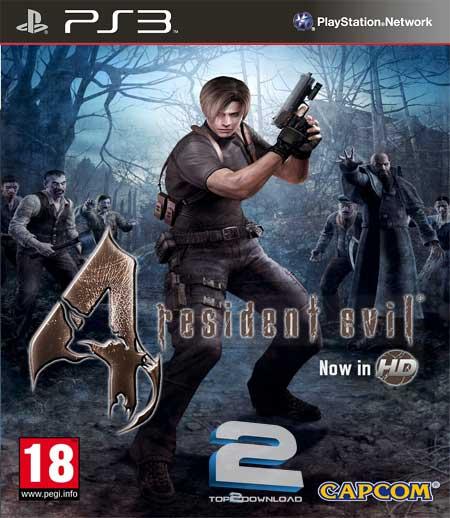 Resident Evil 4 HD | تاپ 2 دانلود
