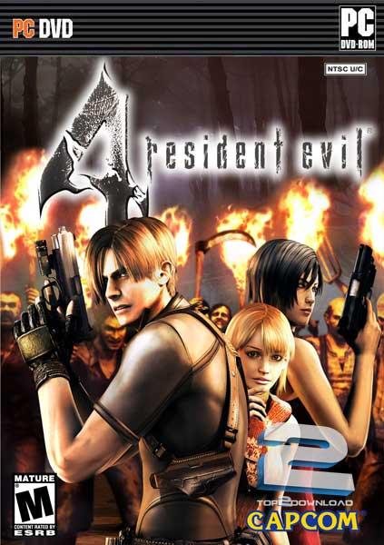 Resident Evil 4   تاپ 2 دانلود
