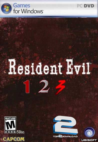 Resident Evil Collection | تاپ 2 دانلود