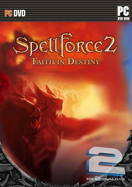 SpellForce 2 Faith in Destiny Deluxe Edition | تاپ 2 دانلود