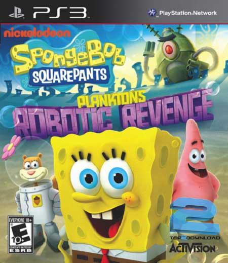 SpongeBob SquarePants Planktons Robotic Revenge | تاپ 2 دانلود