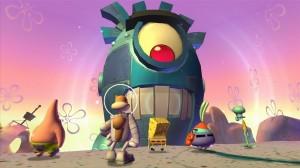 بازی SpongeBob SquarePants Planktons Robotic Revenge برای PS3 | تاپ 2 دانلود