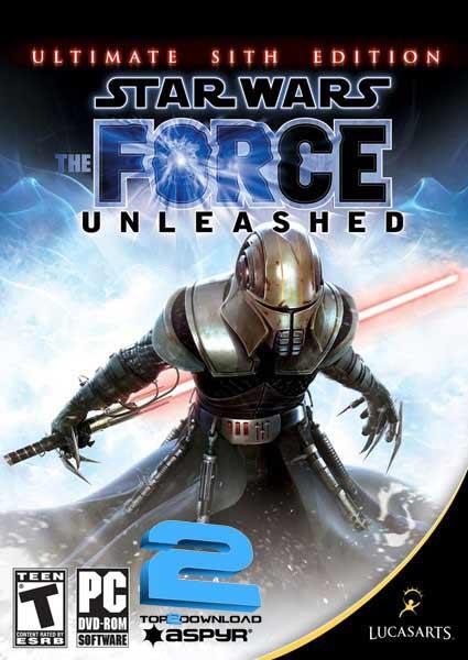 ترینر بازی Star_Wars_The_Force_Unleashed+دانلود