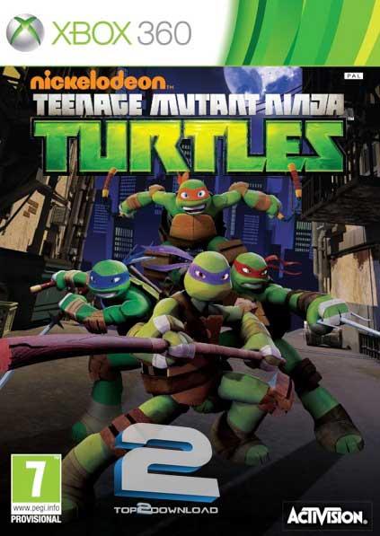 Teenage Mutant Ninja Turtles   تاپ 2 دانلود