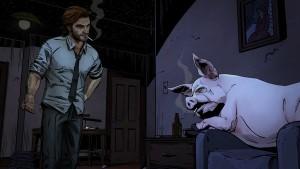 دانلود بازی The Wolf Among Us Episode 1 برای XBOX360 | تاپ 2 دانلود