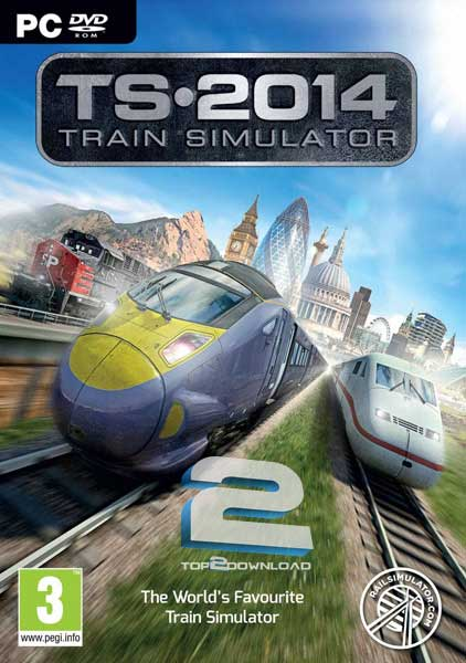 Train Simulator 2014 Steam Edition | تاپ 2 دانلود