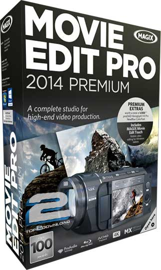 MAGIX Movie Edit Pro 2014 Premium 13.0.0.30 | تاپ 2 دانلود