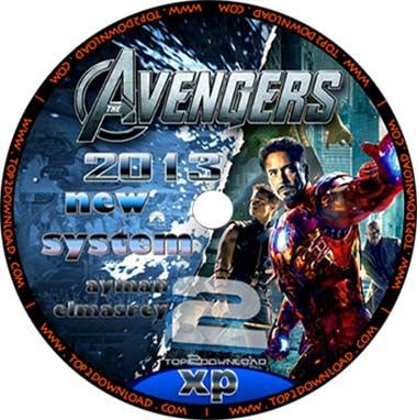 Windows Xp 2013 Avengers editions   تاپ 2 دانلود