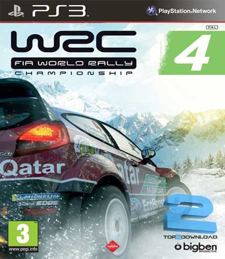 WRC FIA World Rally Championship 4 | تاپ 2 دانلود