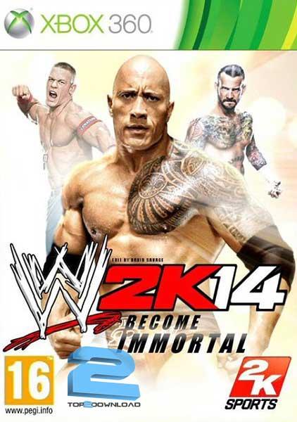 WWE 2K14 | تاپ 2 دانلود