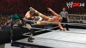 دانلود بازی WWE 2K14 برای PS3 | تاپ 2 دانلود