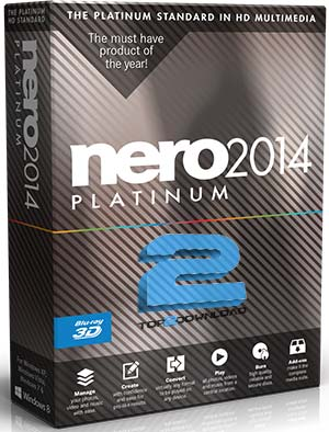 Nero 2014 Platinum 15.0.02200 Final | تاپ 2 دانلود