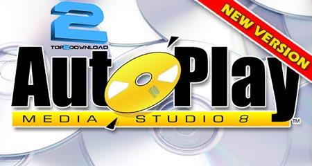 AutoPlay Media Studio 8.2.0.0   تاپ 2 دانلود