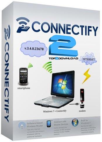 Connectify Pro 6.0.0.28615 | تاپ 2 دانلود