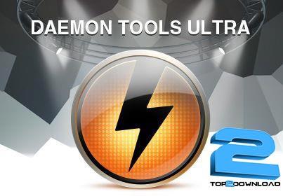 DAEMON Tools Ultra 2.0.0.0159 | تاپ 2 دانلود