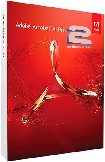 Adobe Acrobat XI Pro 11.0.4   تاپ 2 دانلود