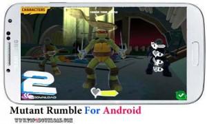 Mutant Rumble v1 | تاپ 2 دانلود