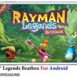 دانلود بازی Rayman Legends Beatbox v1.0.0 برای اندروید