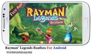 Rayman Legends Beatbox v1.0.0 | تاپ 2 دانلود