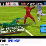 دانلود بازی FIFA 14 v1.0.1 برای ایفون