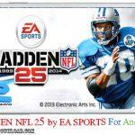 دانلود بازی Madden NFL 25 by EA SPORTS v1.1 برای اندروید