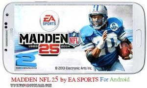 Madden NFL 25 by EA SPORTS v1.1   تاپ 2 دانلود