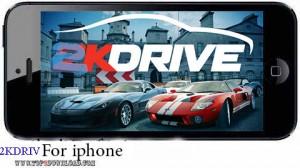۲K Drive v1.6 | تاپ 2 دانلود