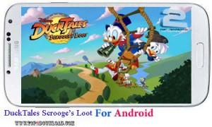 DuckTales Scrooge s Loot v2.0.9 | تاپ 2 دانلود