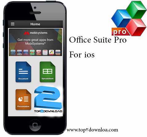 Office Suite Pro v 3.2 | تاپ 2 دانلود