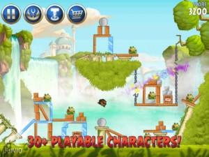 دانلود بازی Angry Birds Star Wars II v1.0.1 برای ایفون | تاپ 2 دانلود